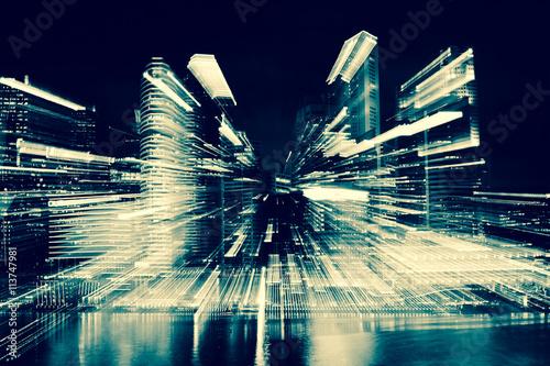 Fotografía Skyscraper Cityscape