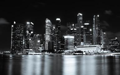 Obraz na płótnie Canvas Skyscraper Cityscape