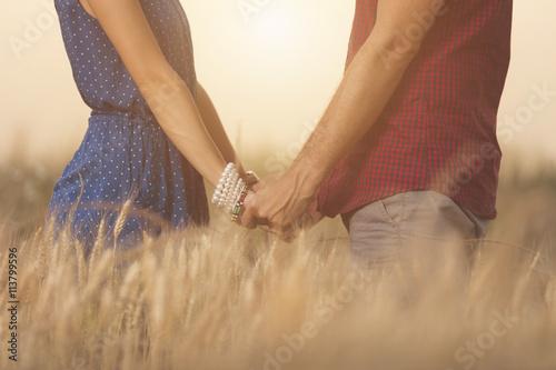 Fotografia  Couple in love.