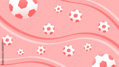 Football Vintage Color Background Abstract Art Vector Buy