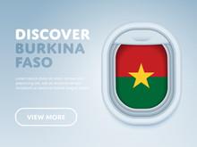 Flight To Burkina Faso Traveli...