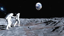 Follow Me On The Moon
