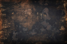 Grunge Dirty Metal Background ...
