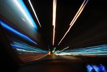 Bokeh Night Blur Focus Slow Sp...