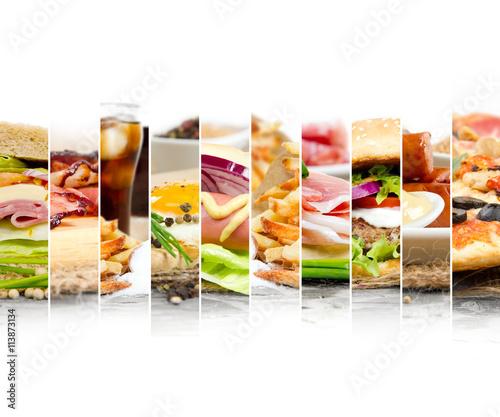 Fast Food Mix © linda_vostrovska
