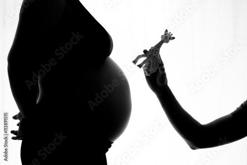 Платно Grossesse, maternité, femme enceinte