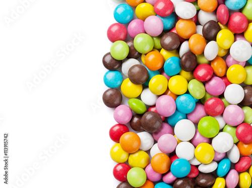 Keuken foto achterwand Snoepjes Colorful candies