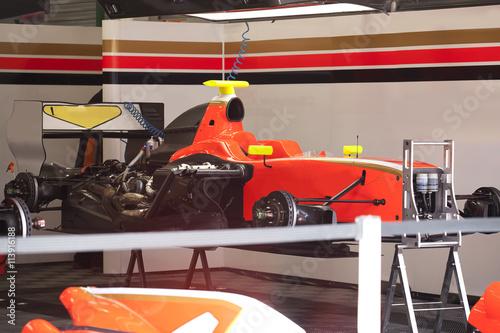 Zdjęcie XXL Wyścigi samochodowe Formuła 1