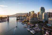 View Of Downtown Vancouver And...