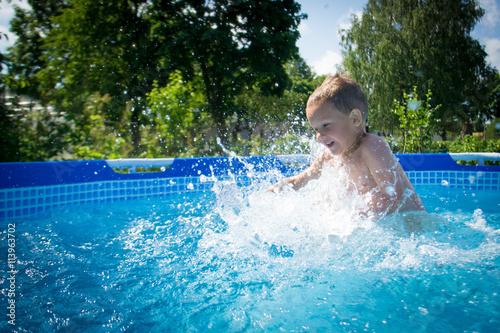 Fotografía  Детский отдых на каникулах