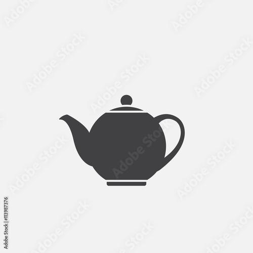 Fotografía teapot icon