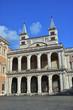 St John Lateran Basilica Benediction Loggia