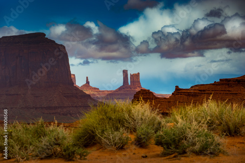 Photo  John Ford Point Monument Valley