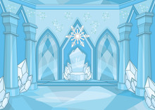 Snow Queen Throne Room