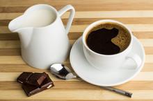 Black Coffee, Chocolate And Ju...