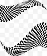 Checkered Background Design