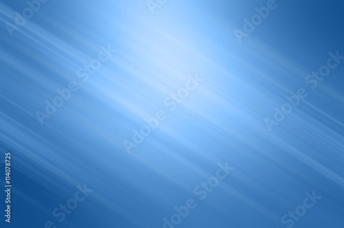 Fotografija Sfondo azzurro con bagliore di luce