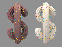 Dollar Sign Money Cream