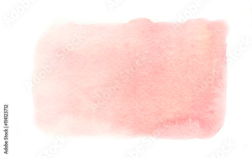 Valokuva  Watercolor Ombre Background