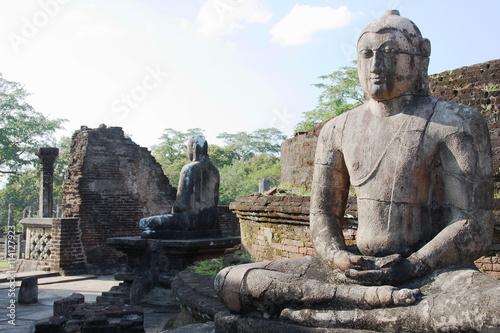 Printed kitchen splashbacks Place of worship Polonnaruwa Vatadage Sri Lanka