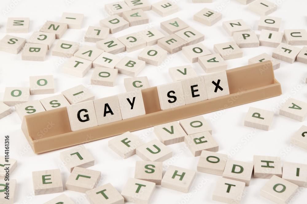 Gay sex produkty