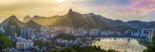 Panoramic View Of Rio De Janei...