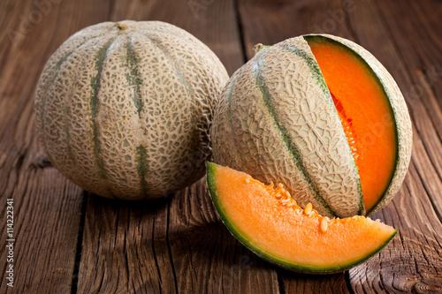 Foto Melonen