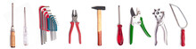 Werkzeug Hammer, Scharaubenzie...