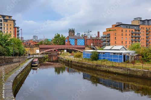 Leeds Clarence Dock-Leeds, England Canvas Print
