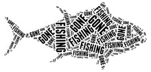Gone Fishing Fish Angling  Ico...