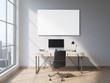 Whiteboard in office