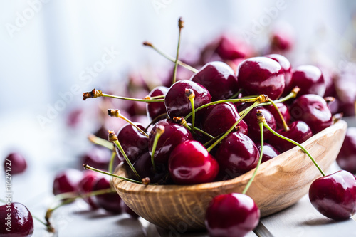 Cherries Fototapet