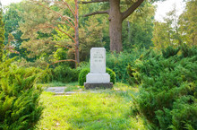 Place Of Burial To Ukrainian H...