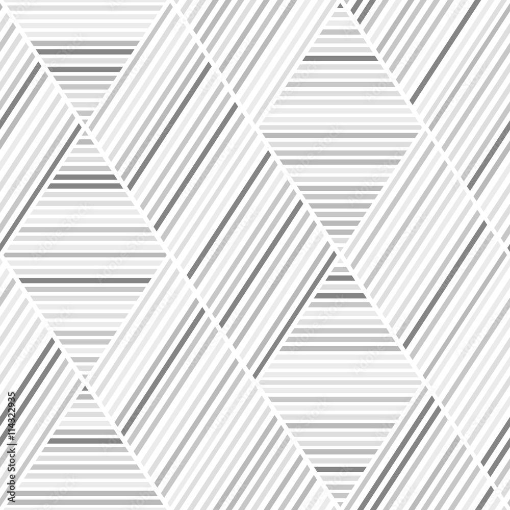 Szary i brązowy linie wzór