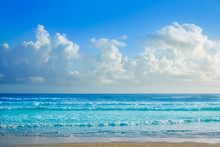 Daytona Beach In Florida Shore...