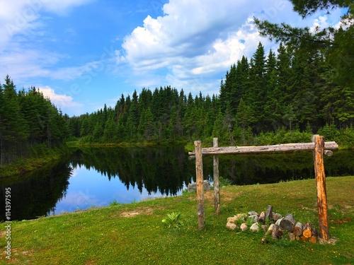 Vászonkép lac