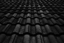 Old Roof, Low Key And Selectiv...
