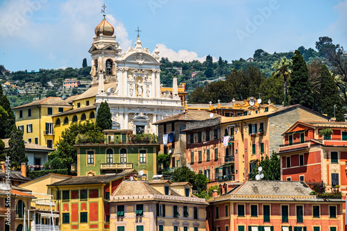 Fotografie, Obraz  Santa Margherita Ligure San Giacomo di Corte