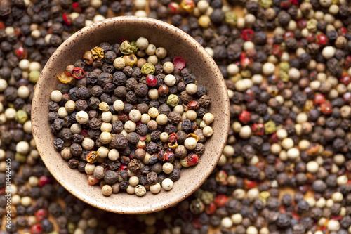 Colored pepper - 114424155