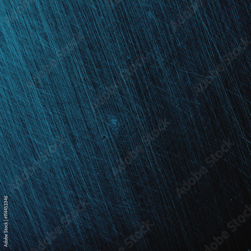Valokuva  Striped steel surface, textured background