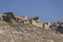 View To The Crusader Castle Ke...