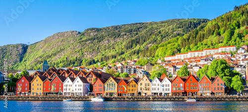Fotografie, Obraz  Bergen, Norway