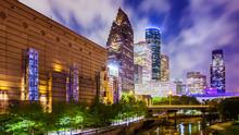 Houston, Texas Downtown Skylin...