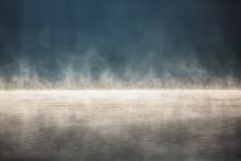 Morning Fog On The Lake