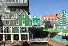 Holland, Zaandam, Inntel-Hotel