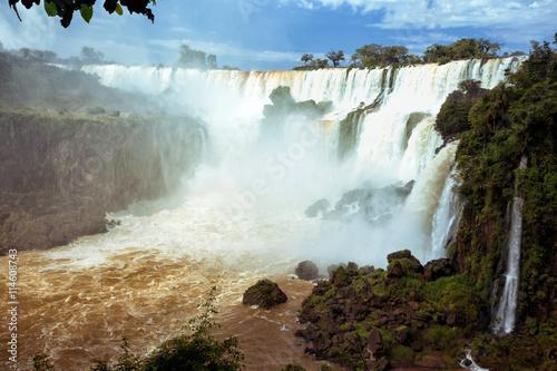 Wall Murals Waterfalls Iguassu falls