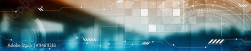 Transparent nagłówek sieci web streszczenie technika