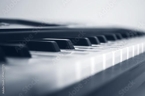 fototapeta na lodówkę Piano