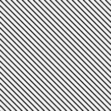 Line Diagonal Black Seamless Pattern