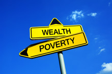 Wealth Or Poverty - Traffic Si...